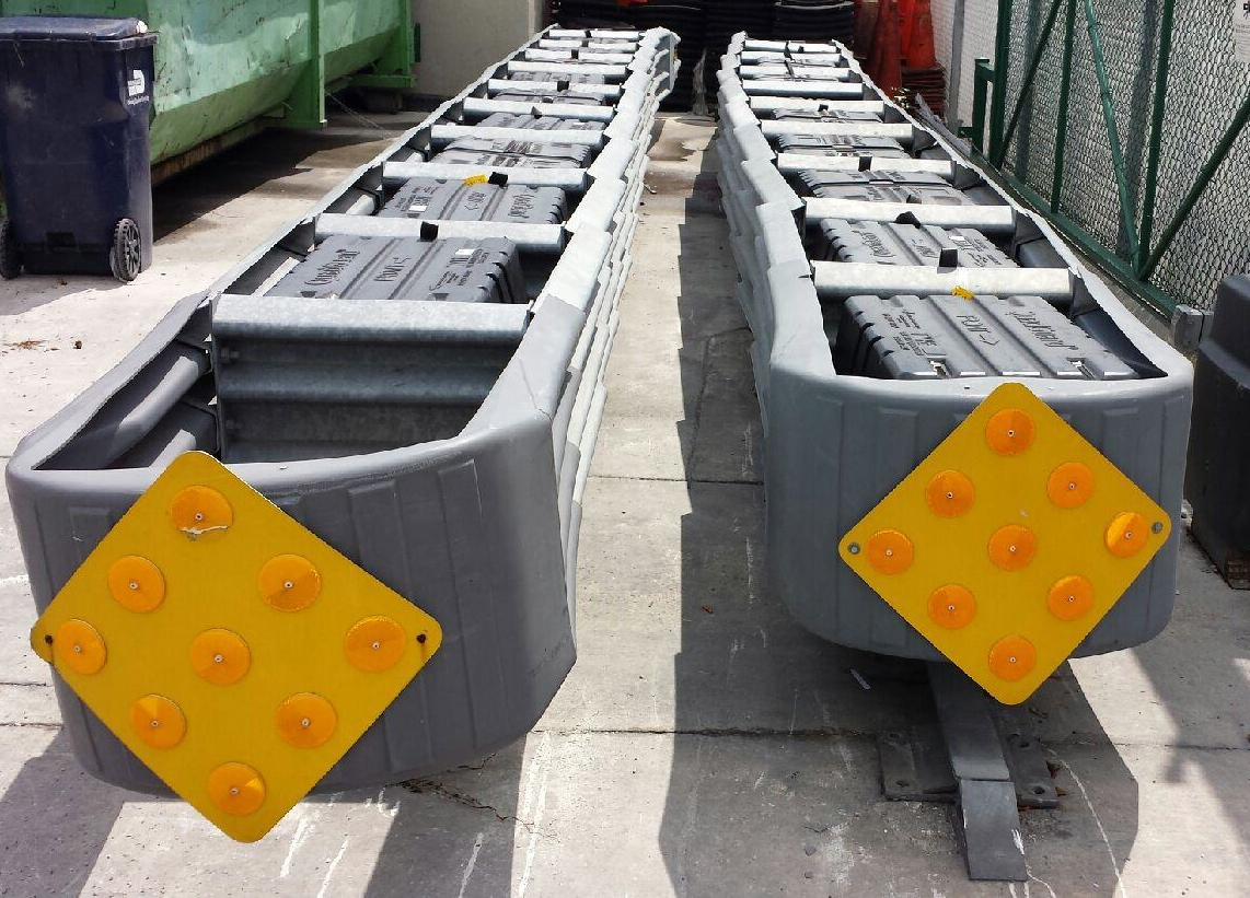 Crash Cushions and Attenuators for sale