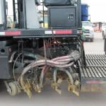 2012 Peterbilt Model 8-275-E Pavement Marking Truck
