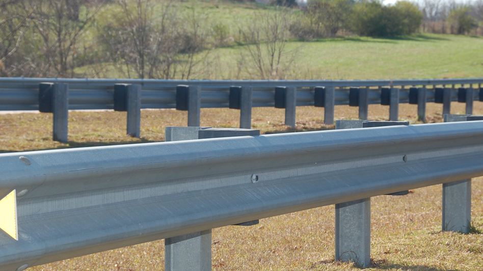 used guardrail and safety products
