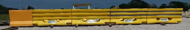 TL-3 ACZ Water Filled Barrier Systems
