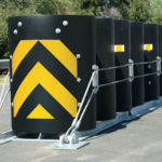 6 Barrel REACT Attenuator Units