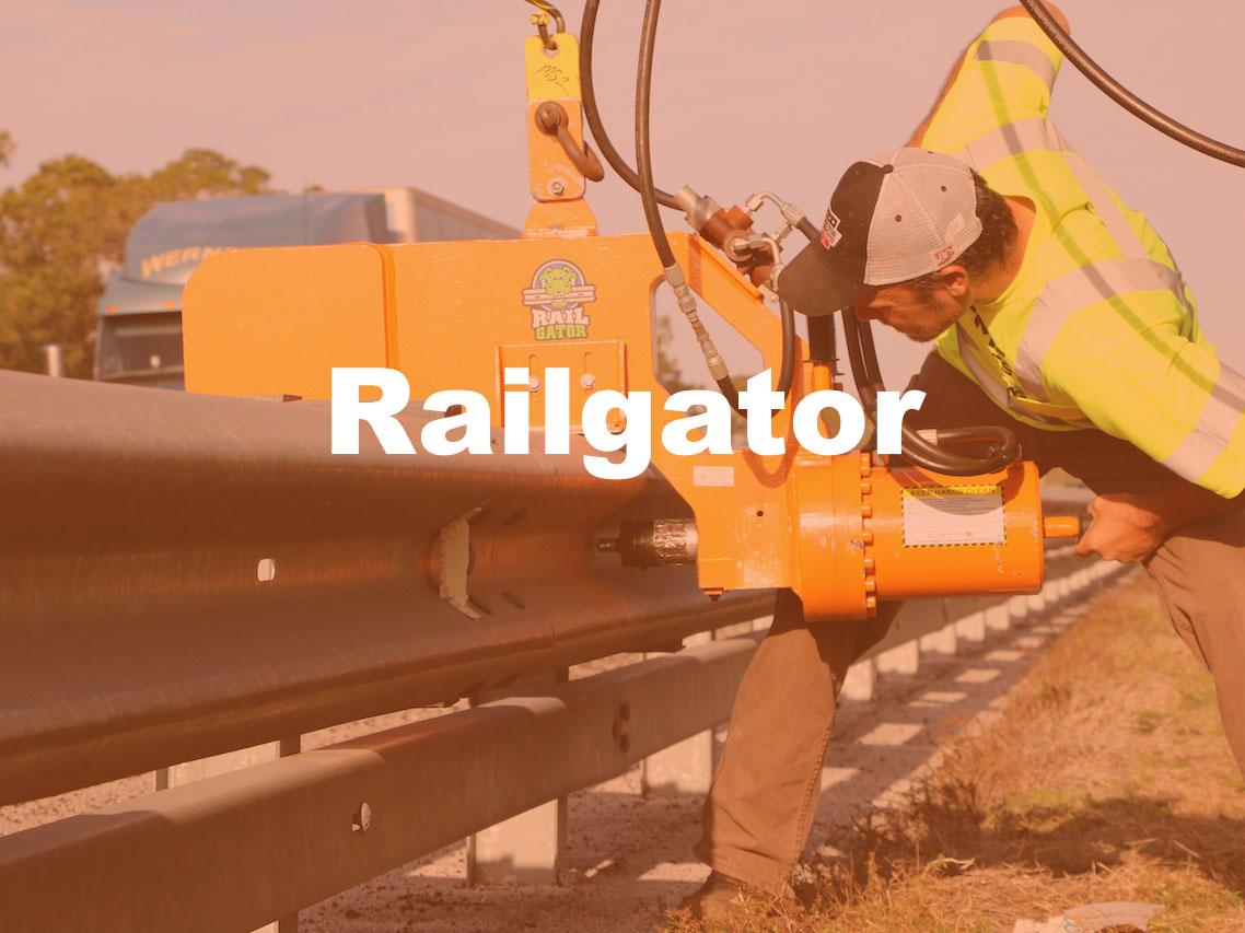 WHAT IS RAILGATOR?