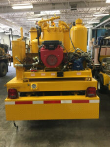 Pavement Striping Truck For Sale